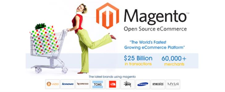 Top Five Reasons for Selecting Magento as an eCommerce Platform