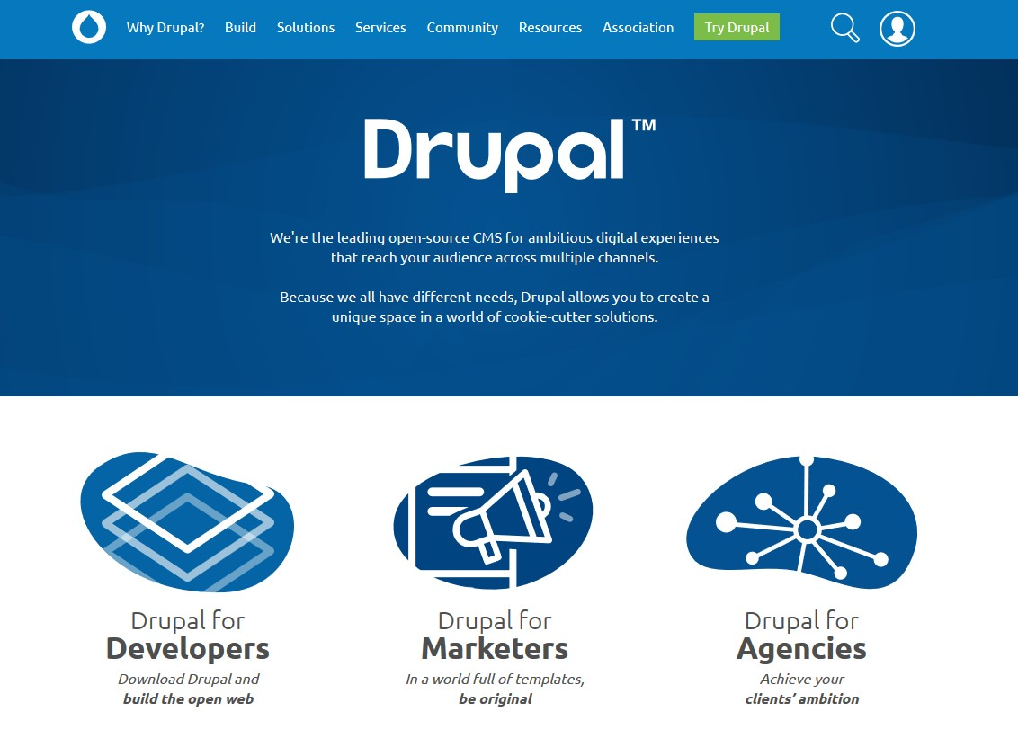 Drupal CMS
