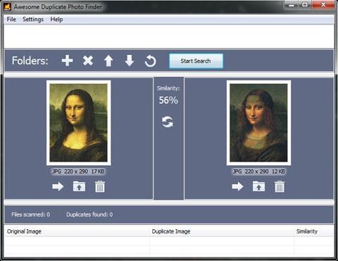 Find Photo Duplicates