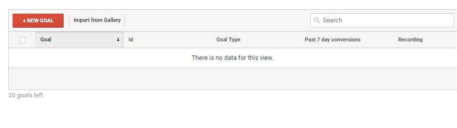 Google Analytics Screenshot 3
