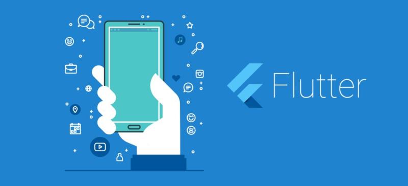 Flutter cross framework