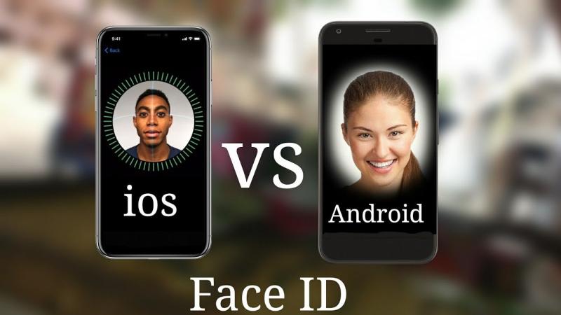 Face ID vs Face Unlock