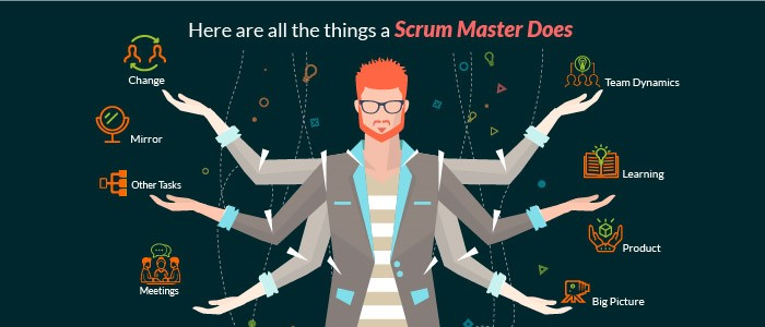 Image result for Scrum Master