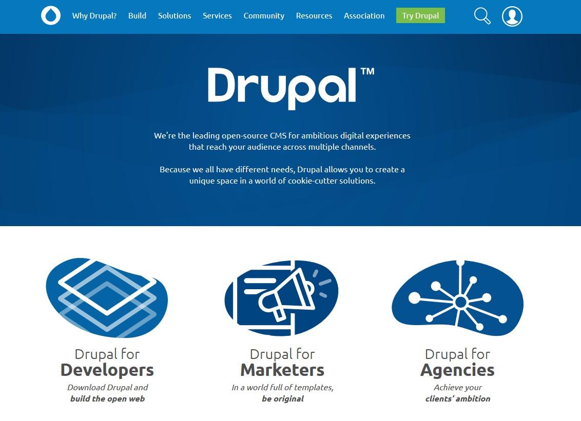 Title: Drupal