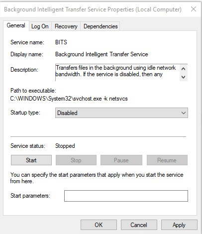Windows 10 bandwidth optimization