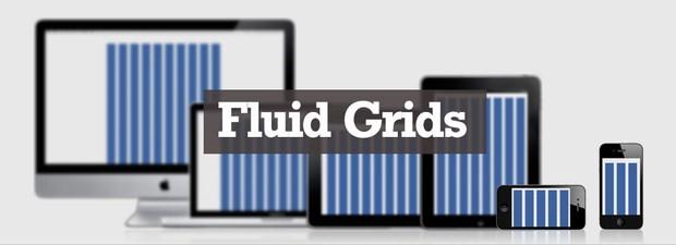 Responsive Web Design - Fluid Grids