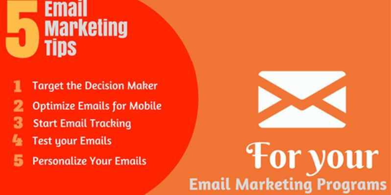 5 Amazing Tips to Get the Most out of Your Email Marketing ...
