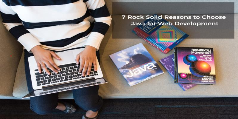 7 Best Reasons To Choose Java For Web Application Development