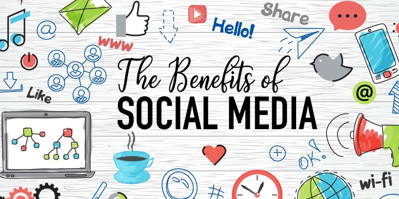 BENEFITS OF UTILIZING SOCIAL MEDIA FOR BRAND BUILDING