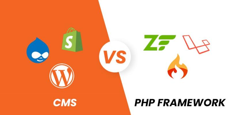 CMS or PHP Framework? Questions to Ask