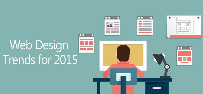 Cool Website Design Trends for 2015