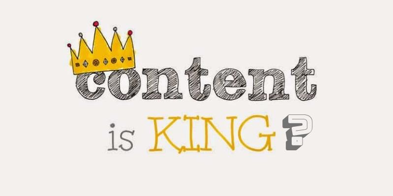 Is Content Really the King in SEO