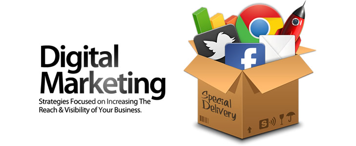 Make effective use of digital marketing business