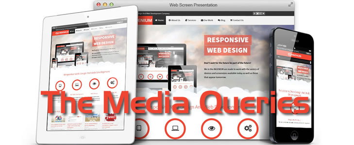 Responsive Web Design: Media Queries