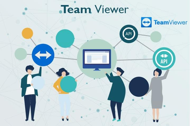 TeamViewer API Integrations and Connections Through Web
