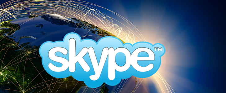 The birth of Skype Story