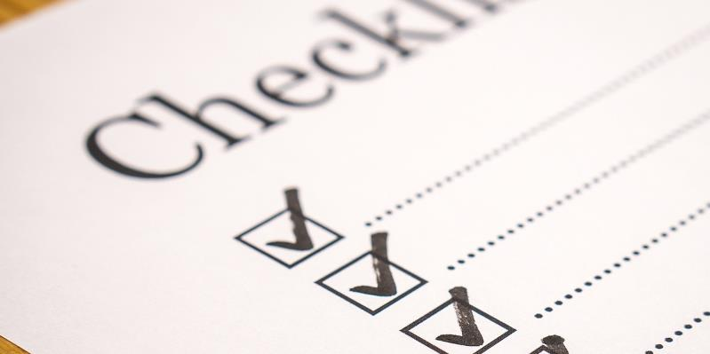 The complete checklist for Testing Mobile Applications