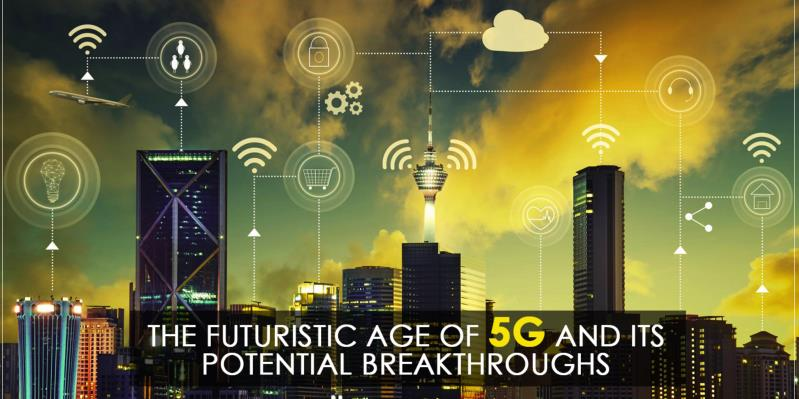 The Futuristic Age of 5G and its Potential Breakthroughs
