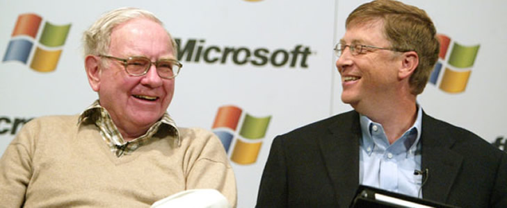 Three Things Bill Gates Learned From Warren Buffett