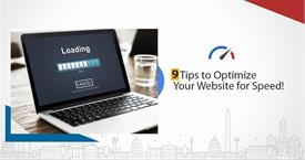 9 Tips to Optimize Your Website for Speed!