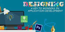 Designing: A key to wonders in application development