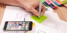 Essentials of Efficient UI/UX Design in Mobile App Development