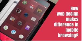 How Responsive web design makes difference in mobile browsing?