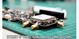Internet of Things: Potential Security Vulnerabilities and Possible Solutions