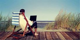 Remote working - Corporate relinquishing traditional office spaces