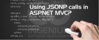 Using JSONP calls in ASP.NET MVC