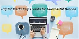 What marketing Trends need to be followed for a successful brand?