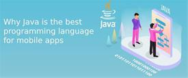 Why Java is the best programming language for mobile apps