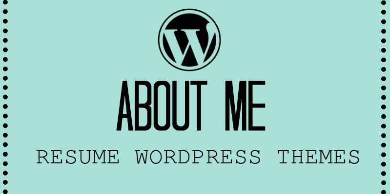 Top 5 Resume Themes for WordPress