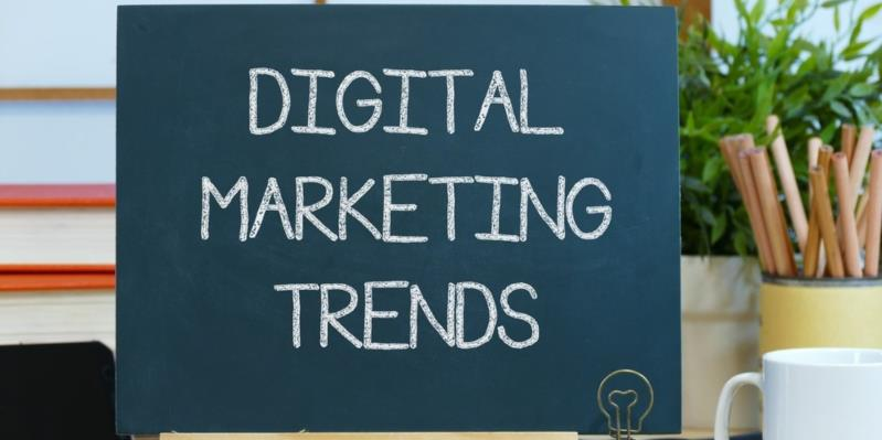 Top Digital Marketing Trends To Increase Your Service And Sales