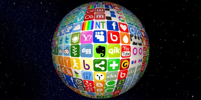 What are the different types of social media marketing?