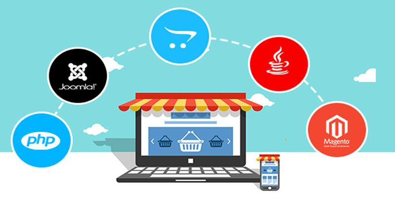 Which is the best e-commerce website development technology?