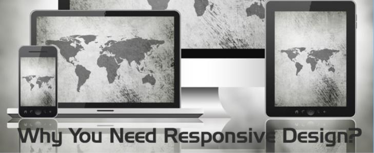 Why You Need Responsive Design?